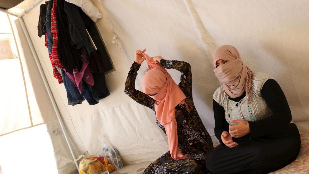Nos obligaron a convertirnos antes de violarnos: las esclavas sexuales del ISIS