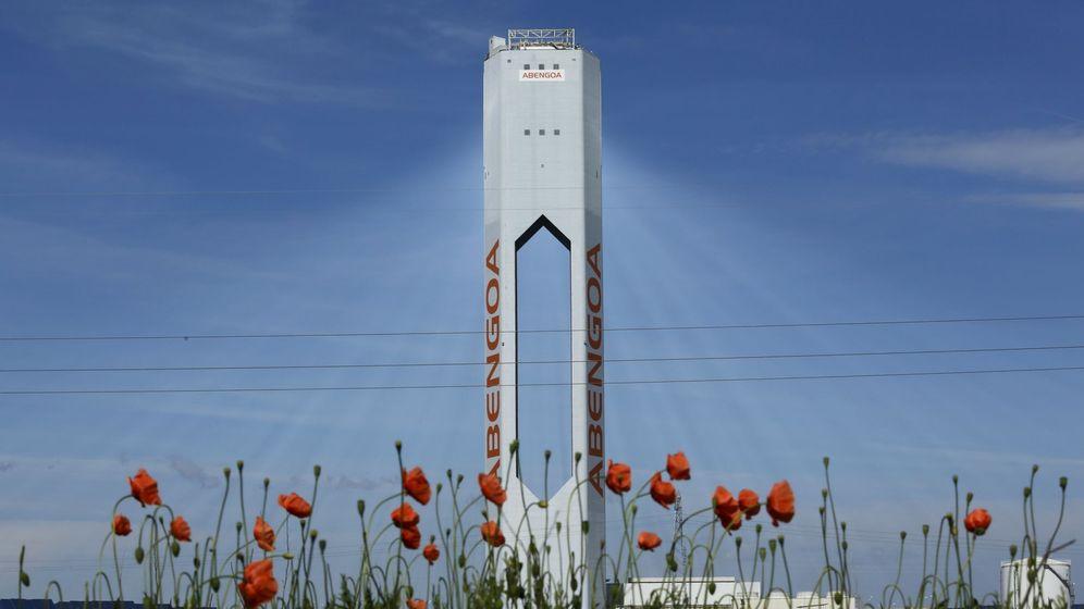 Foto: Torre de Abengoa.
