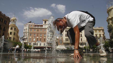 Fin de semana de intenso calor, hasta 40ºC,  y noches tropicales