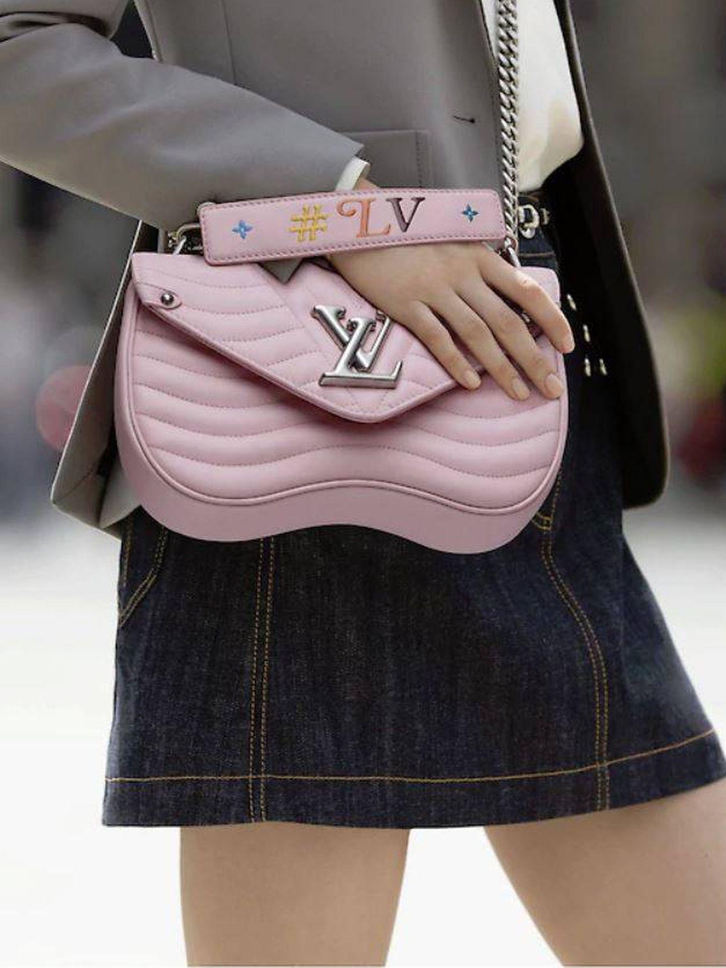 Bolso Wave de Louis Vuitton. (Cortesía)