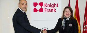 La consultora Knight Frank y la tasadora Thirsa unen sus fuerzas