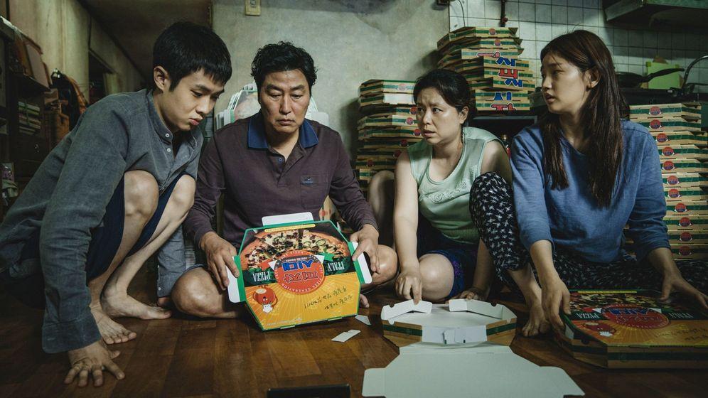 Foto: 'Parásitos', la película surcoreana ganadora de los premios Oscar 2020. Foto: Efe