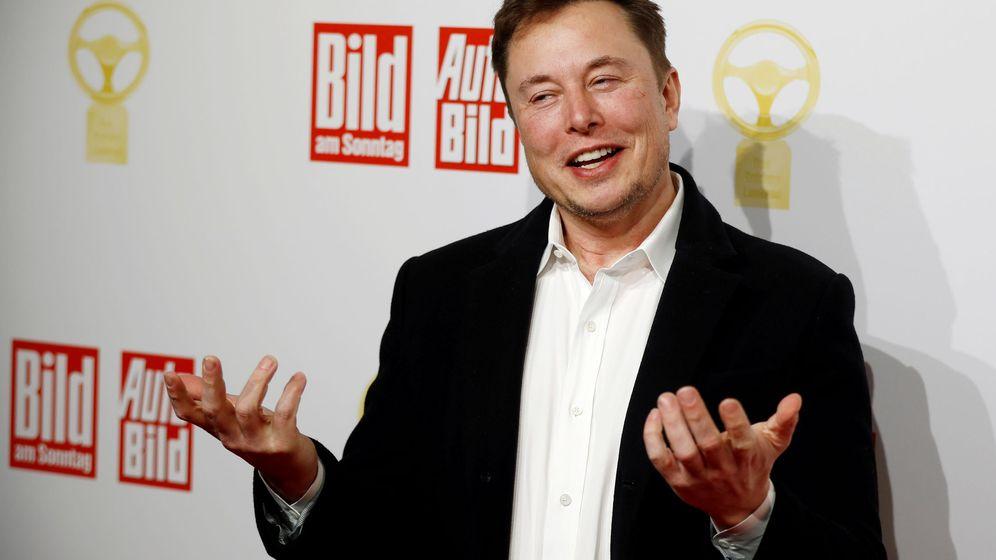 Foto: Elon Musk en Alemania, Berlín, anunciando su fábrica Europea(reuters)