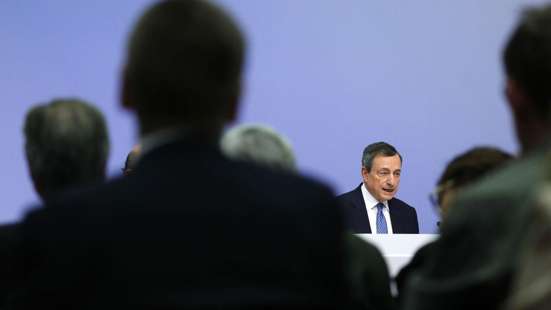 El presidente del BCE, Mario Draghi. (Reuters)