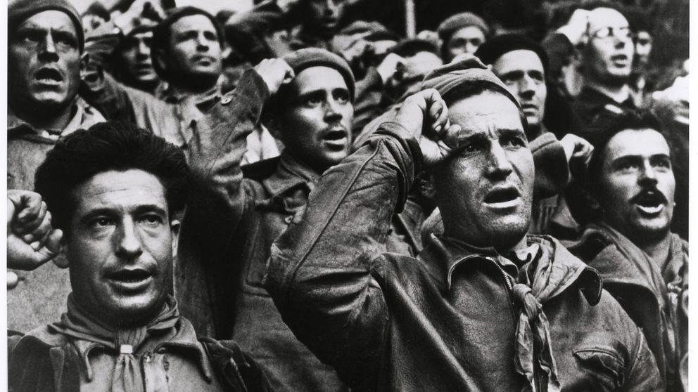 Ni la guerra empezó en el 34 ni la república fue una dictadura comunista