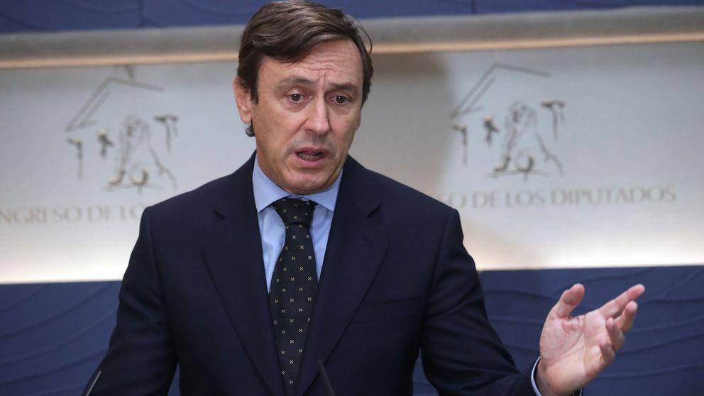 Rafael Hernando: ERC y las CUP están deseando que haya muertos en Cataluña