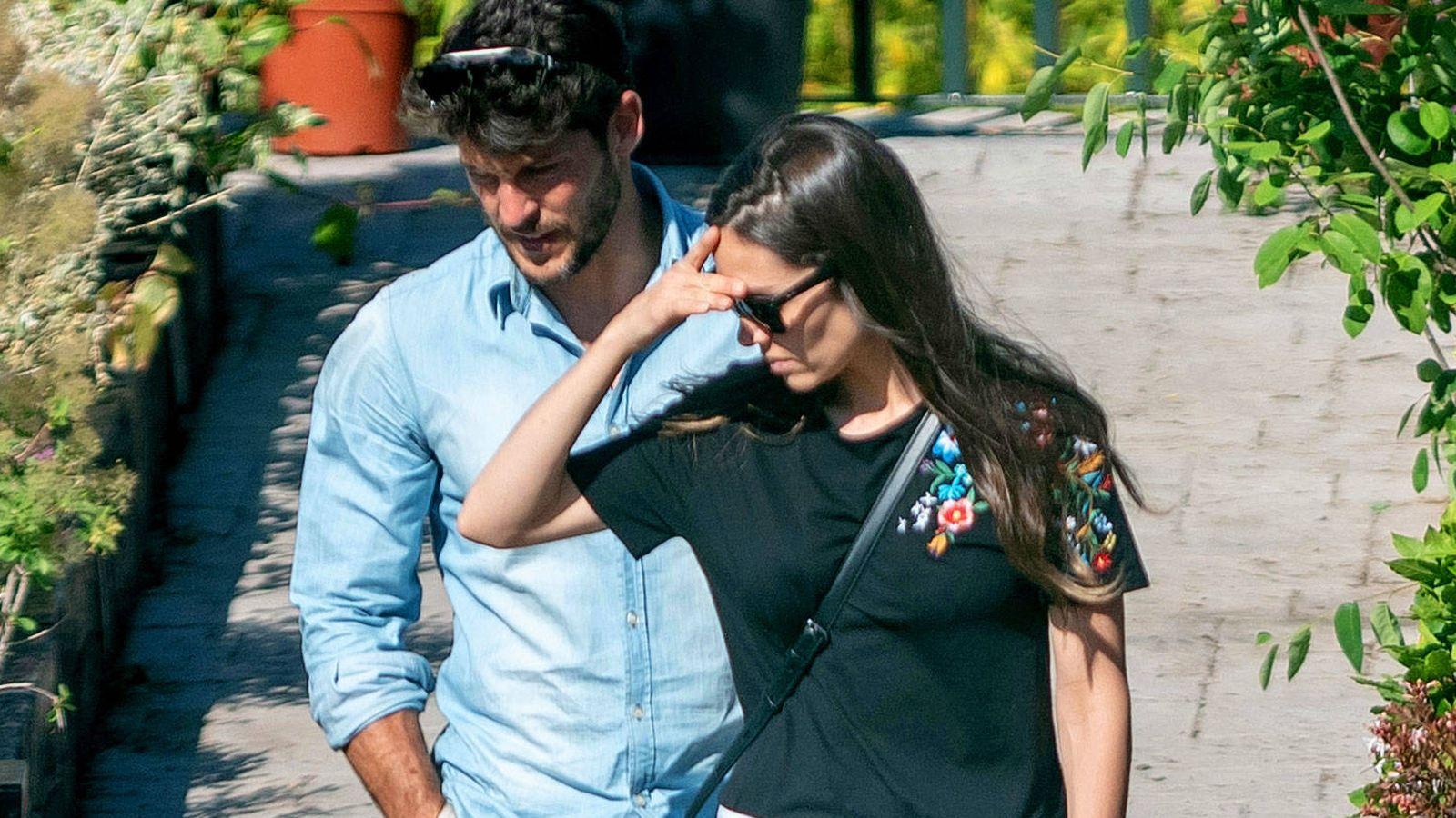 Foto: Eva Fernández y Leo Rico. (Lagencia Grossby)