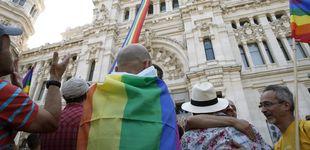 Post de Telemadrid enarbola la bandera arcoíris y se convierte en la tele del World Pride