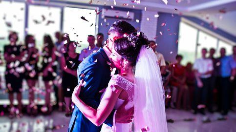 Una pareja arrasa en TikTok con su baile de boda: una marcha de Semana Santa