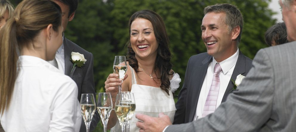 Foto: Ni más ni menos feliz, sino diferente, del segundo matrimonio sí puede asegurarse que se trata de una elección mucho más meditada. (iStock)