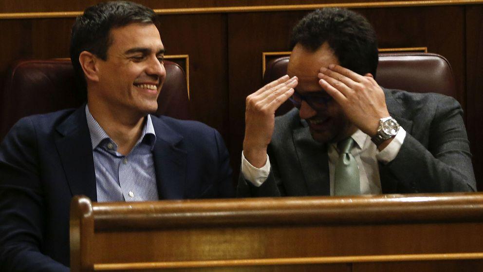 El PSOE relativiza las exigencias de C's y espera que nadie se levante de la mesa a tres