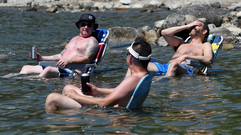 Alouette Lake. (Reuters)