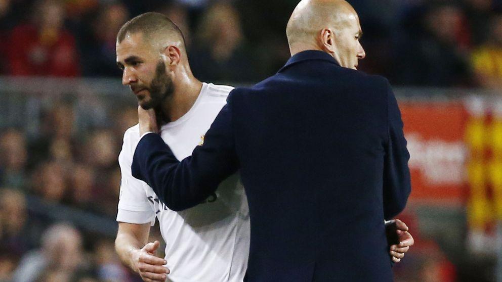 Benzema, el intocable de Zidane está muy tocado en el vestuario