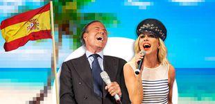 Post de ¿Se puede amar a España desde Miami? El show de Marta Sánchez y Julio Iglesias