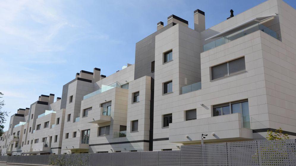 Vivienda pozuelo de alarc n el municipio m s rico de - Casas contenedor espana ...