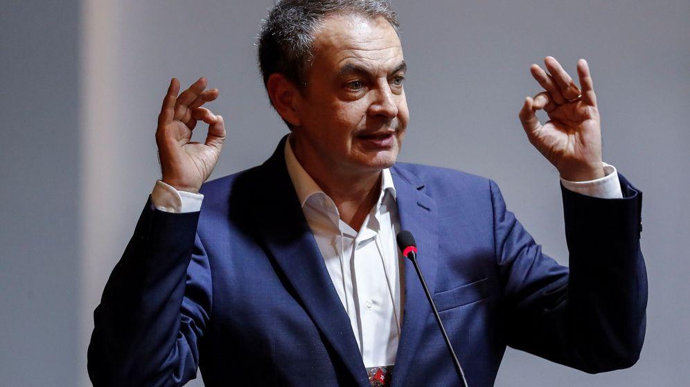 Foto:  José Luis Rodríguez Zapatero (EFE)