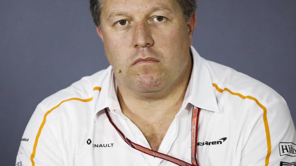 Motín en McLaren: por qué parte de su plantilla se opone al rumbo de Brown
