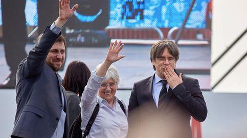 Diputados de JxCAT dan al Consell de Puigdemont sus donaciones del Covid