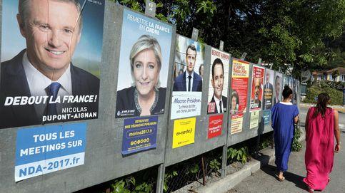 Las elecciones más reñidas: Francia acude a las urnas sin un favorito claro