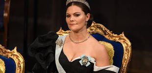 Post de El indescriptible vestido de Victoria de Suecia para los Premios Nobel