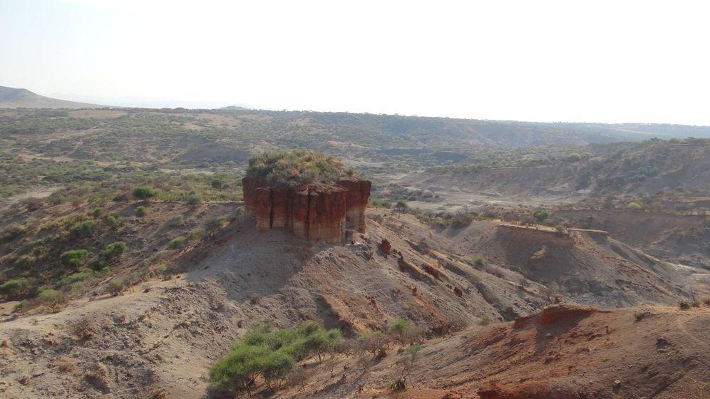 Foto: Gargantas de Olduvai