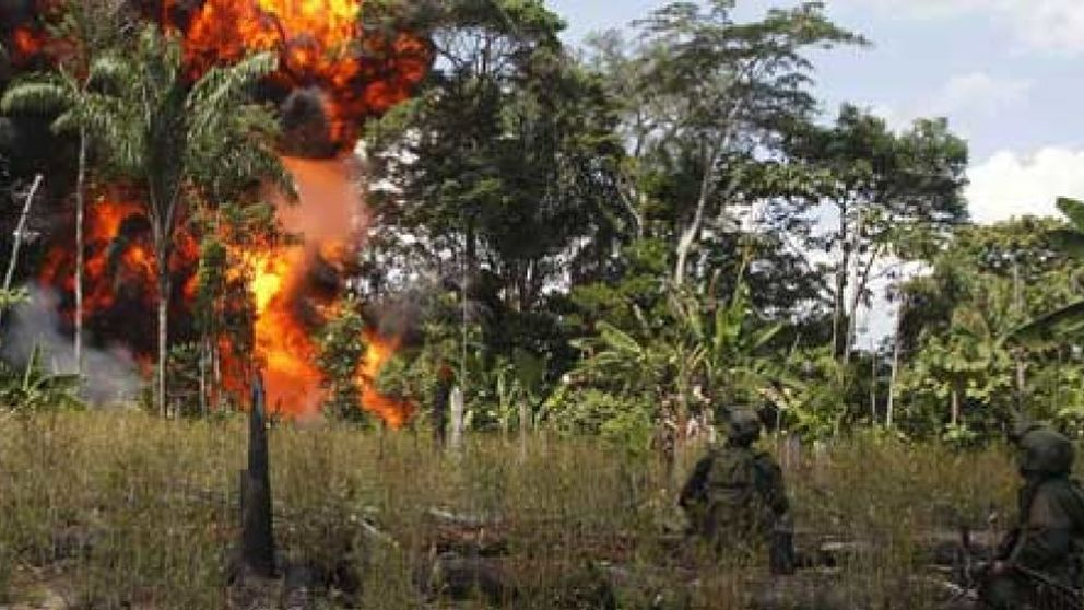 Las FARC anuncia el fin de los secuestros y liberará a todos los rehenes