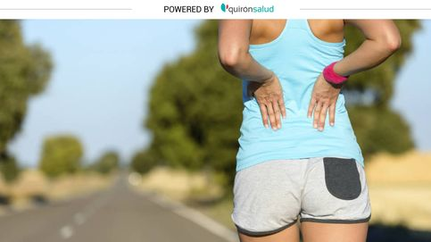 'Running' y dolor lumbar: ¿incompatibles?  Deseche esa idea