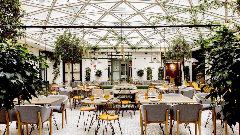 El interior del restaurante RIB Casa de la Carnicería - Beef & Wine. (Cortesía)