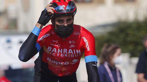 La extraña figura de Mikel Landa, el ciclista que elige mal sus equipos (y los ataques)