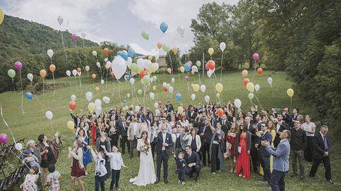 De la suelta de globos a las pompas de jabón: momentos muy Instagram para el gran día