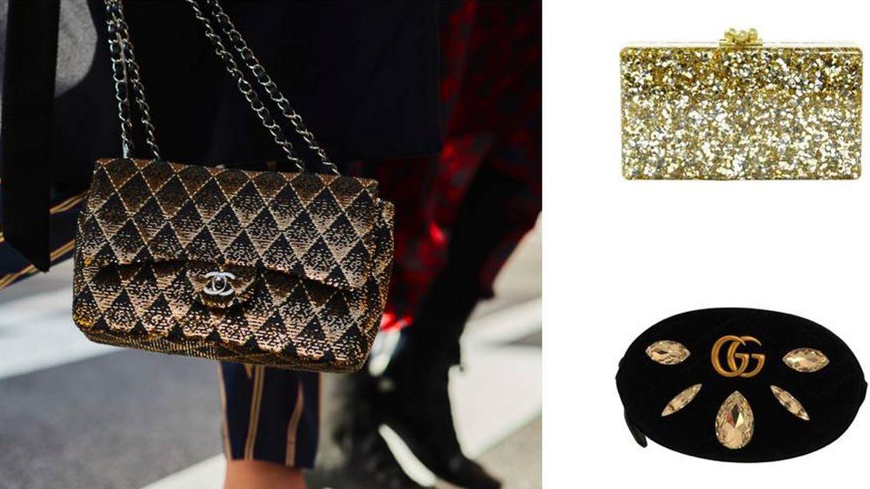 Las grandes firmas como Chanel y Gucci caen rendidas al exceso. (Imaxtree)