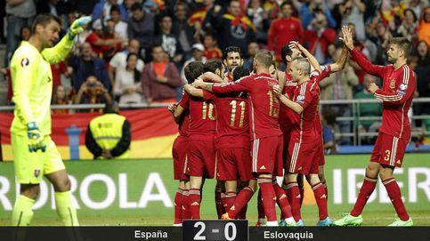 David Silva da brillo a una Selección española que recupera su mejor versión