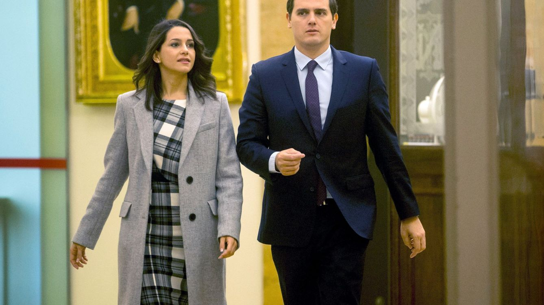 El subidón de Arrimadas refuerza a Rivera y complica formar Gobierno tras el 21-D