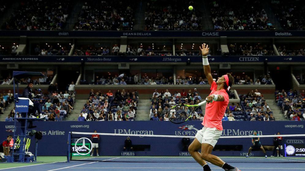 Foto: Nadal ganó en cuatro sets a Mayer. (Reuters)