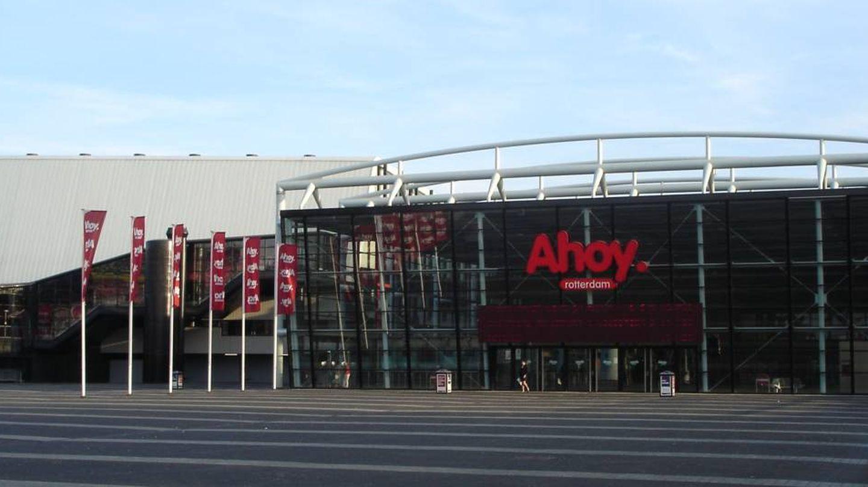 Ahoy Arena en Róterdam