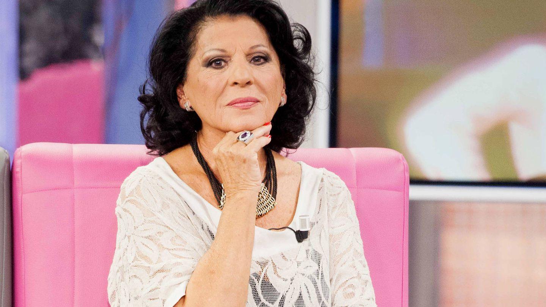 Su hermana, Carmen Flores. (Cordon Press)