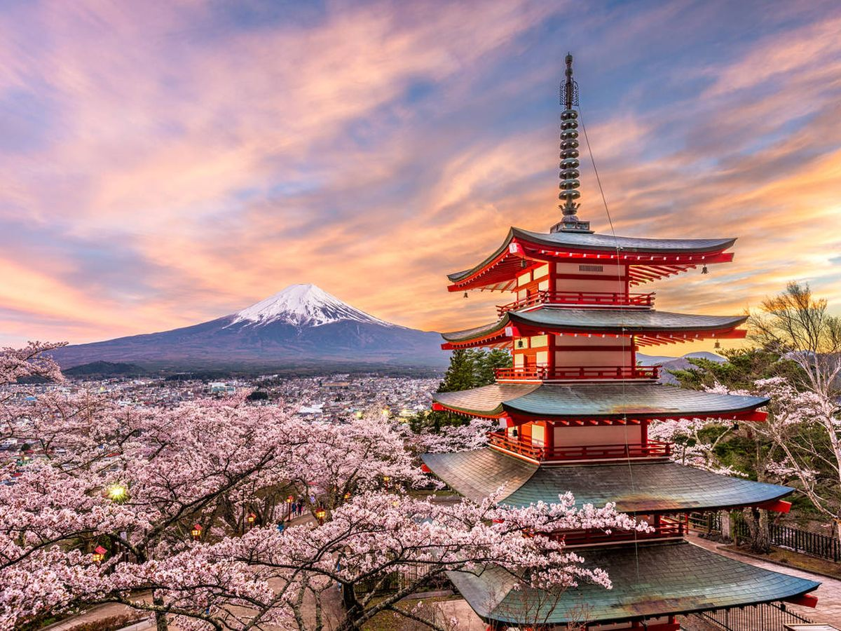 Guía de viaje de Japón