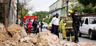 Post de Aumentan a seis los muertos y a 500 las casas dañadas por el terremoto en México
