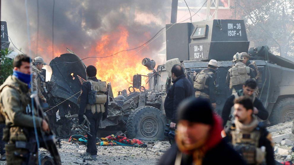 El Estado Islámico resiste en Mosul: Ahora llega lo peor