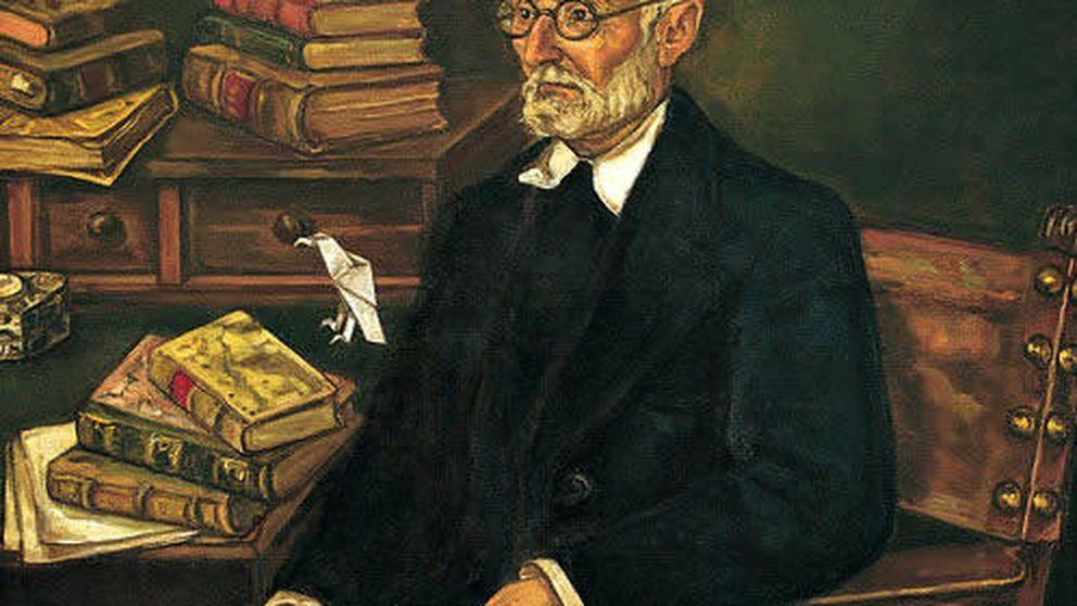 Miguel de Unamuno, primera víctima del ministro de Cultura