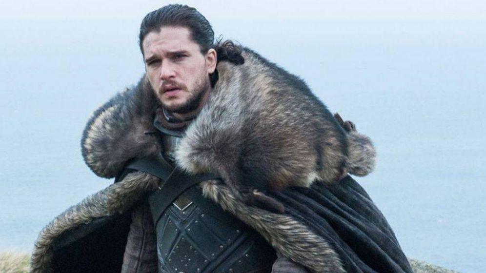 Foto: Jon Snow habla sobre el final de 'Juego de tronos'. (HBO)