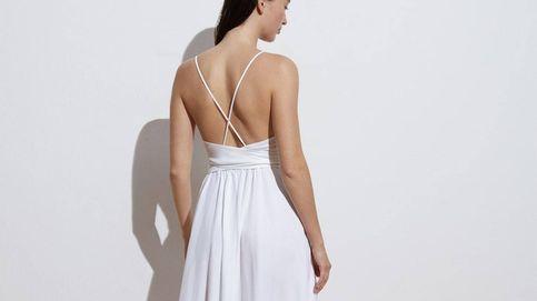 Oysho tiene un vestido de novia para ceremonias informales por 40 euros