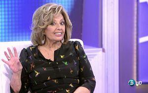 Bigote Arrocet se declara a María Teresa Campos en '¡Qué tiempo tan feliz!'