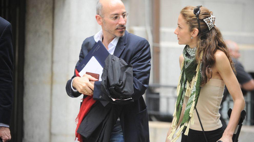 Jaime del Burgo y Telma Ortiz se divorcian