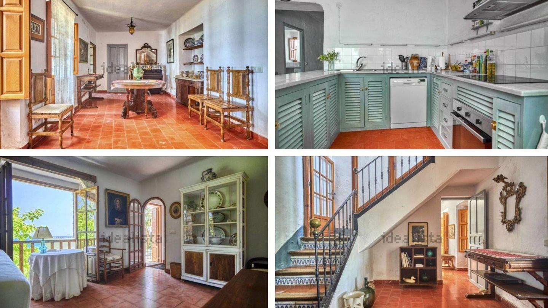 Interior de Casa Lorca. (Idealista)