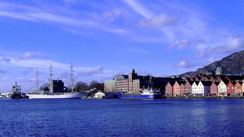 Embarcamos en Bergen, ¿puede haber un sitio mejor? (Foto: Andrea Giubelli - Visitnorway.com)