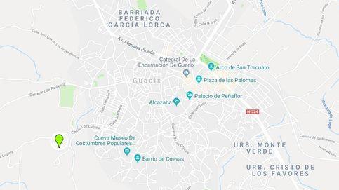 Tres muertos en la explosión de una pirotecnia en Guadix (Granada)