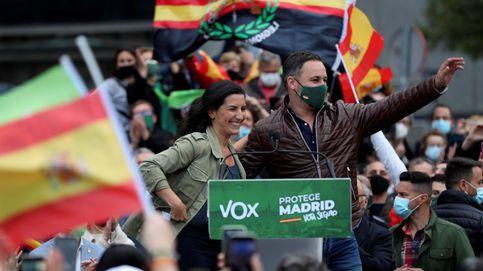 La sécurité: Vox desarrolla un lepenismo 'a la madrileña' para no ser devorado por Ayuso