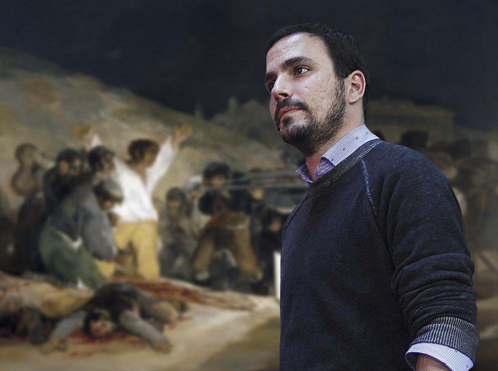 Foto: Los fusilamientos hacen reflexionar a Alberto Garzón sobre la izquierda fosilizada