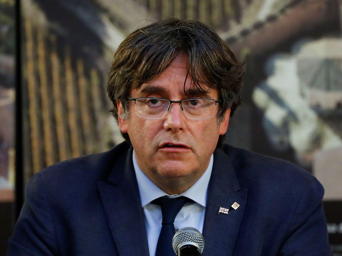 Foto: El 'expresident' catalán, Carles Puigdemont. (Reuters)